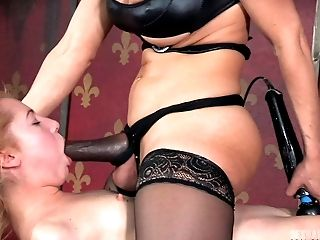 BDSM, Blonde, Bondage, Femdom, Fetish, French, Gorgeous, Punishment, Submissive, Torture,