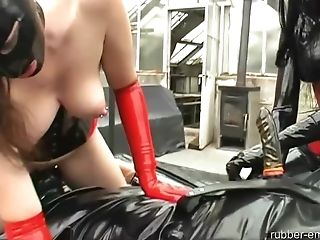 BDSM and a slave role is amazing experience with kinky girls