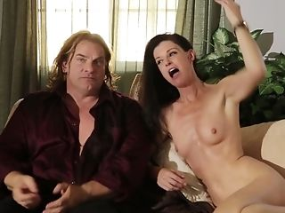 Behind The Scenes, Big Tits, Blonde, Brunette, India Summer, MILF, Natural Tits,