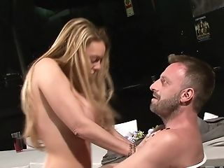 Gorgeous Antonia Deona gets kissed and fucked like never before