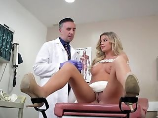 Blonde, Blowjob, Cowgirl, Cum In Mouth, Cumshot, Deepthroat, Dentist, Dick, Doctor, Fake Tits,