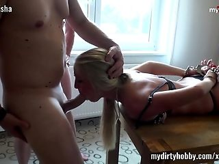 Amateur, Dirty, Double Penetration, German, HD, Teen, Threesome, Young,