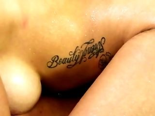 Delicious exotic bitch Cassidy Banks likes sucking her brutal buddy off when they are in bath