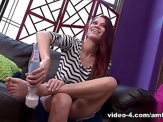 Fabulous pornstars Stacy Sweet, Karter Foxx in Crazy Masturbation, Dildos/Toys porn movie
