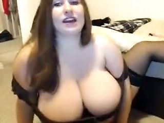 Amateur, Big Tits, Horny, Lingerie, Masturbation, Solo, Webcam,
