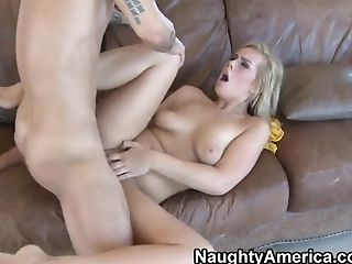 Hot stunning Tara Lynn Foxx well fucked with this lecherous boy