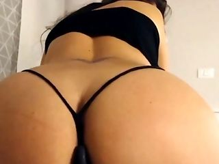 Amateur, Anal Sex, Ass, Brunette, Butt Plug, Cute, Dildo, Ethnic, Hardcore, Latina,