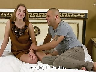 Alesya loves that cock and wants to ride it as soon as possible