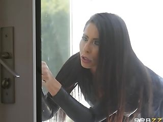 Madison Ivy gets her pussy pleased in many ways by her lover