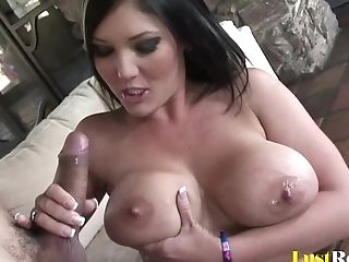 Beauty, Big Tits, Blowjob, Claire Dames, Close Up, Couple, Doggystyle, Fake Tits, Hardcore, Long Hair,