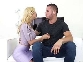 Hardcore action with Alexis Fawx, Danny Mountain and Marcelo