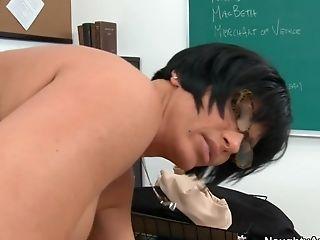 Shay Fox & Seth Gamble in My First Sex Teacher