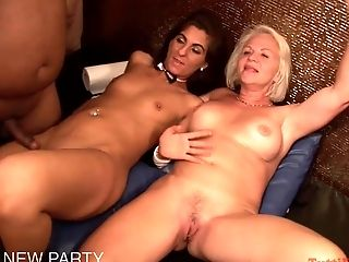 All Holes, Amateur, European, Gangbang, Group Sex, HD, Orgy, Party, Swinger,
