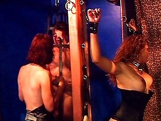 BDSM, Brunette, Cage, Caucasian, Domination, Ethnic, Fetish, Ginger, HD, Redhead,