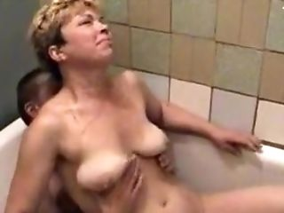 Exotic Amateur video with Mature, Big Tits scenes