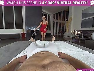 Hot waitress Jill Kassidy fucked hard